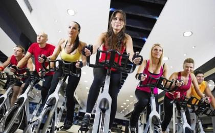 Motionscykel är ett bra träningsredskap